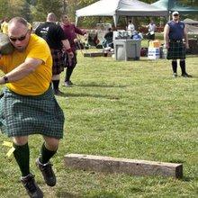 The story behind Scottish heavy athletics