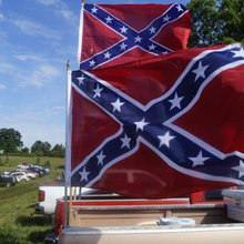 'An Assault On Our History,' Hundreds Rally For Confederate Flag In Henry