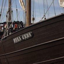 A bordo da Caravela Vera Cruz, uma verdadeira ocean experience
