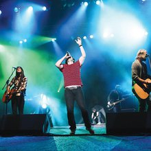 Manna in the Desert: Hillsong brings religion to a new generation