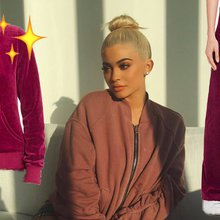 Kylie Jenner Is Bringing Back Juicy Couture Sweatsuits