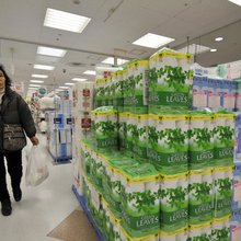 Japan Fearing Toilet Paper Panic Makes Stockpiling Plea