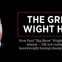 The Great Wight Hope