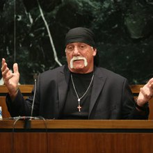 Hulk Hogan's car was almost blown up by coast guardsmen the week of the sex tape