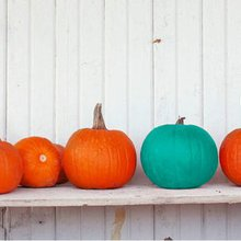 What It Means If You See a Teal Pumpkin This Halloween