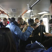On BART, detached passengers step up in a crisis