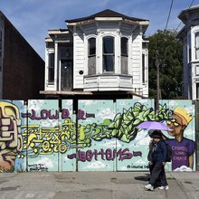 Black Panthers wouldn't recognize old Oakland stomping grounds