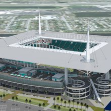 Fan-First Attitude Guided Miami Dolphins' Renovation Plans