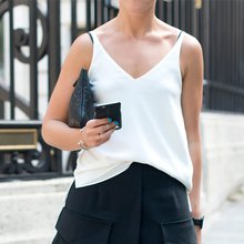6 Reasons to Wear a Silky, Strappy Tank This Summer