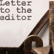 Letter: We need to be tough on crime