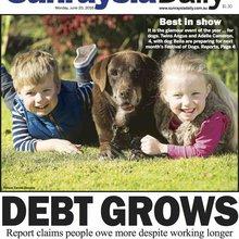 Debt Grows