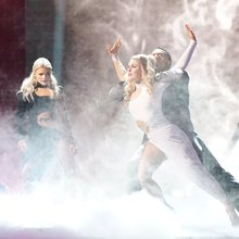 'DWTS' Recap: Trios take over in the ballroom while semifinalists revealed