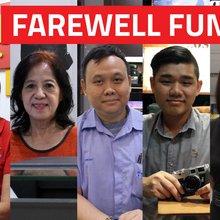 Farewell Funan: Thank you for the memories