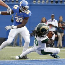 San Jose State's bowl hopes take hit with loss to Colorado State