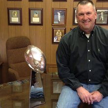 For Kansas City pawn shop owner, an actual Lombardi Trophy is just start of his inventory