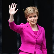 First Minister Nicola Sturgeon reveals miscarriage tragedy for first time