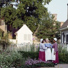 Inside the Luxury Spa Inspired by Colonial Williamsburg