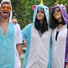 I Can Be a Badass in a Unicorn Onesie, Thanks