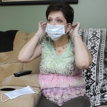 Inman woman facing second double-lung transplant