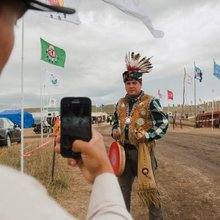 FEATURE-North Dakota pipeline fight gives spark to Native American activism