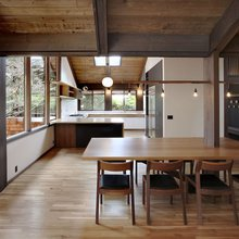 Two Northwest-style Homes, Reinvented