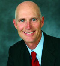 Rick Scott Upset About Minimum Wage Rising 6 Cents but Happy With $30 Million Corporate Tax Cut