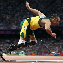 It's Time To Scrap the Paralympics. Disabled Athletes Should Compete in the Olympics, Too.