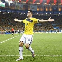 Si vous aimez les histoires tristes qui finissent bien, soutenez la Colombie contre le Brésil