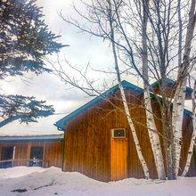 Wilson's Resort of Boiestown is perfect for winter activities