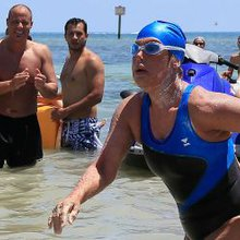 Diana Nyad shows that the US has miles to go in its portrayal of older women