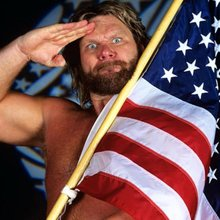 'Hacksaw' Jim Duggan brings his 2x4 to Kansas City for Metro Pro Wrestling's show Saturday at Com...