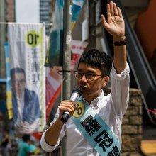 Anti-Beijing forces gain momentum in Hong Kong election