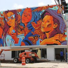 7 Contemporary Puerto Rican Muralists You Should Know | HipLatina