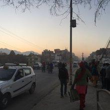 Road expansion drive choking people in Kathmandu