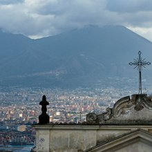 Elena Ferrante's Naples, Then and Now