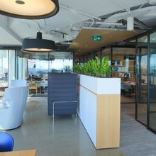 Cool offices in Vancouver: McCarthy Tétrault defies stuffy law firm stereotype (PHOTOS)