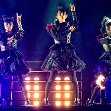 Babymetal's cutesy brand of Heavy Metal comes to the Bay Area