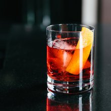 Global Cocktail of the Week: The Negroni at Chateau Marmont