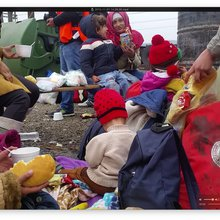 Basel hilft mit: the story of the volunteers helping in the 2015 refugee crisis