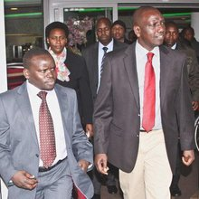 [VIDEO] No-case-to-answer ruling vindicated Ruto's innocence - Uhuru