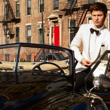 Ansel Elgort interview - Baby Driver & fame | The Gentleman's Journal
