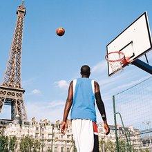 An American (Baller) in Paris