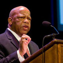 Miami Book Fair International 2013: Congressman John Lewis, Comic Book Hero