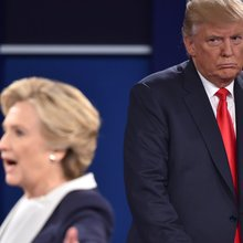 How Hillary Clinton & Donald Trump Look While Lying On Camera Is More Recognizable Than You May R...