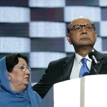 The Khans' Response To Donald Trump's Debate Comment About Their Son Shows What It Really Means T...