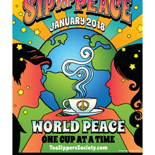 Sip for Peace 2018