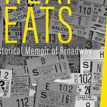 """Up in the Cheap Seats"" by Ron Fassler - A Fan's Notes of the Broadway Theater"