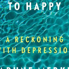 A Depression of One's Own: Daphne Merkin's 'This Close to Happy""