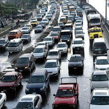 Gridlock: 10m Lagosians battle traffic robbers amid endless wait for N555bn mass transit systems ...
