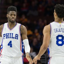 Sixers, Jahlil Okafor look to find way to navigate a strange situation